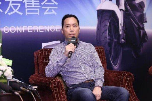 Jinggui Dong - Co-Founder, Yadea Group (Bild: © Yadea Group)