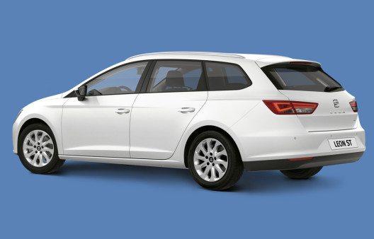CNG Promotion – SEAT Leon ST 1.4 TGI (Bild: AMAG Automobil- und Motoren AG)