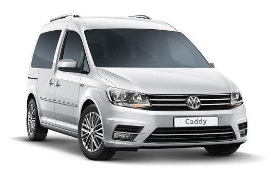 CNG Promotion – VW Caddy 1.4 TGI (Bild: AMAG Automobil- und Motoren AG)