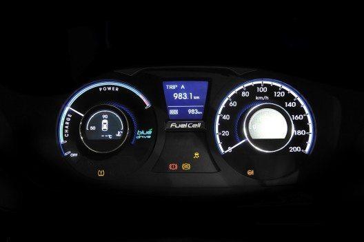 Hyundai präsentiert an der IAA Nutzfahrzeuge Hannover 2016 den H350 Fuel Cell Concept mit Wasserstoffantrieb.