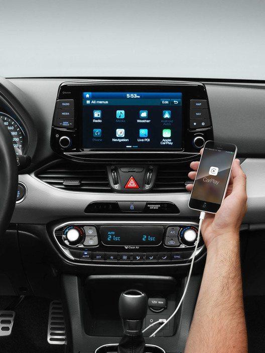 Mit der New Generation i30 bringt Hyundai 2017 eine Auto für Alle auf den Markt. (Bild: © Hyundai)