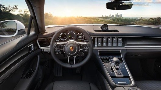 Porsche Advanced Cockpit (Bild: © Porsche)