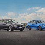 BMW 3er Gran Turismo, Modell Luxury Line und Modell M Sport (06/2016)