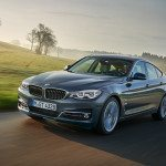 BMW 3er Gran Turismo, Modell Luxury Line (06/2016)