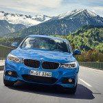 BMW 3er Gran Turismo, Modell M Sport (06/2016)