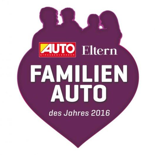 """Die Leser von """"AUTOStrassenverkehr"""" und """"Eltern"""" haben im Rahmen der Wahl zum besten Familienauto des Jahres 2016 sich in der Van-Klasse für den Alhambra entschieden."""