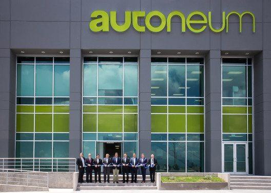 Einweihung des Autoneum-Werks San Luis Potosi 1, Mexiko (Bild: © obs/Autoneum Management AG)