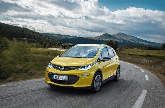 Die Reichweite des neuen Opel Ampera-e ist echt revolutionär (Bild: © General Motors Suisse SA)