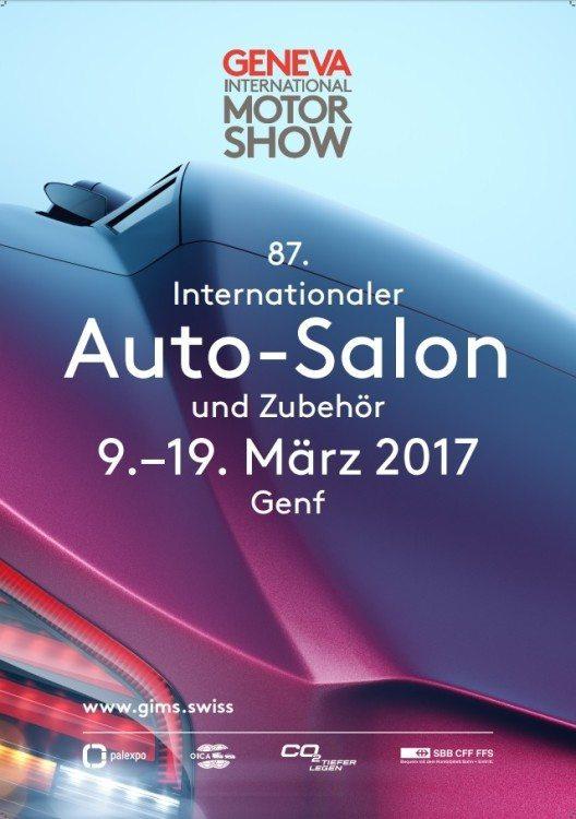 Geneva International Motor Show 2017 (Bild: © Internationale Automobil-Salon Genf)