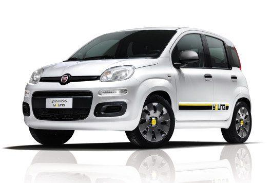 Fiat Panda Young (Bild: FCA)