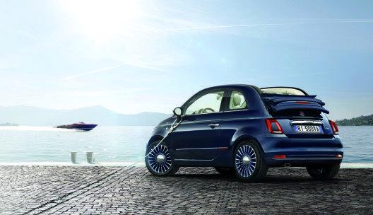 Fiat 500 Riva (Bild: FCA)