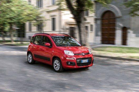 Der Erfolg des Fiat Pandas beruht auf drei Säulen: Funktionalität, Charakter, Geradlinigkeit.
