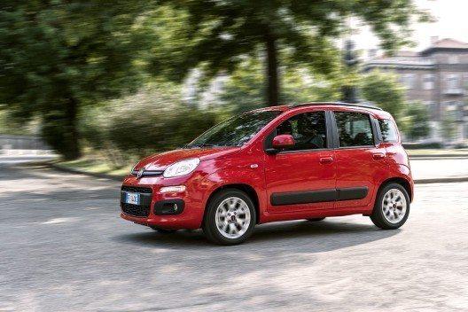 Das Design des neuen Fiat Panda ist zeitlos und abwechslungsreich geblieben.