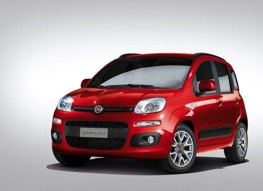Basistriebwerk des neuen Fiat Panda ist der Vierzylinder-Benziner 1.2 8V mit 51 kW (69 PS) Leistung.
