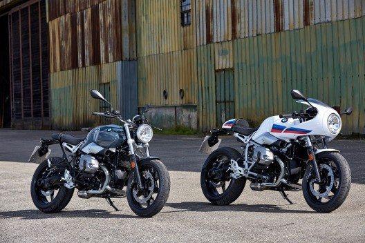 Zwei neue BMW Heritage Modelle