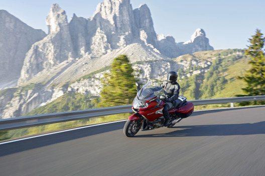 BMW K 1600 GT - ein Motorrad der Extraklasse