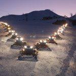 Serfaus-Fiss-Ladis-Pistenbully-Parade (Bild: © Bergbahnen Serfaus-Fiss-Ladis)