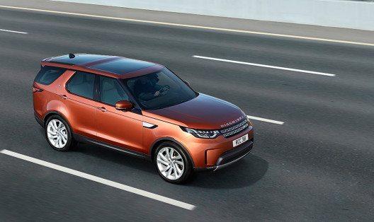 In England wurde der neue Land Rover Discovery vorgestellt. (Bild: © Landrover)