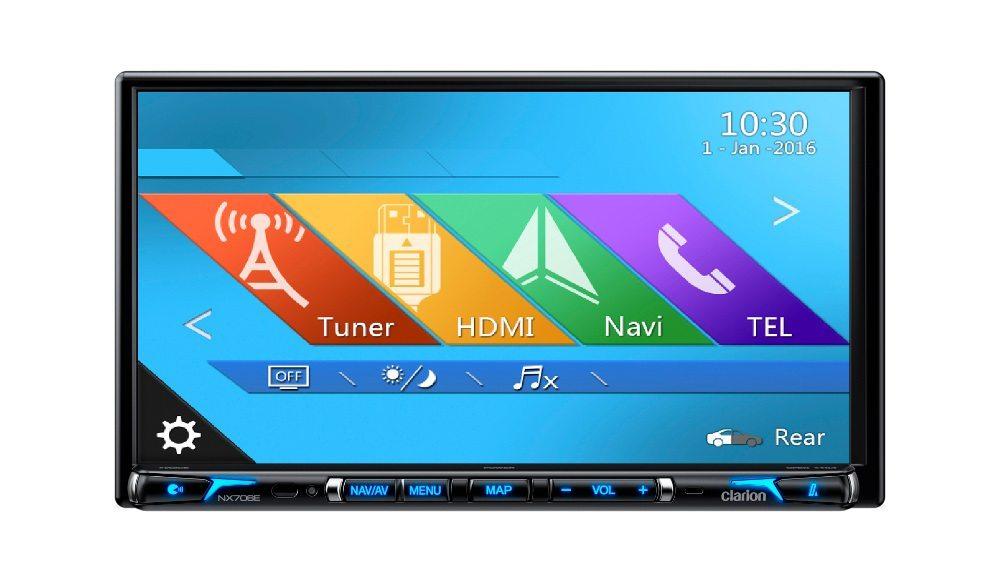 Multimedia-Station NX706EC - das Richtige für Wohnmobil-Fans
