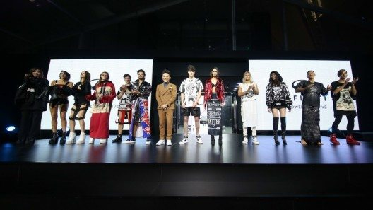 INFINITI Brand Experience Center - Fashion Show