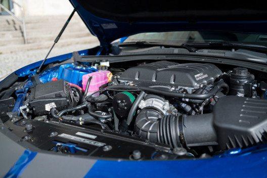 Chevrolet Camaro SUPERCHARGED 630