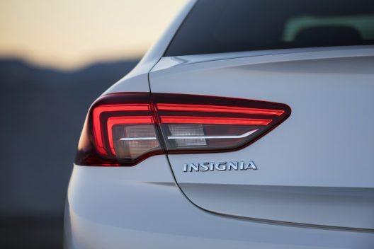 Der neue Opel Insignia Grand Sport