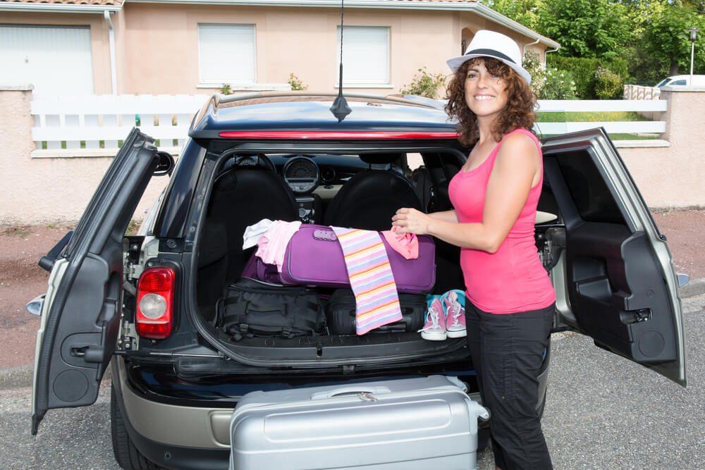Ladung muss im Auto richtig verstaut werden. (Bild: sylv1rob1 – shutterstock.com)