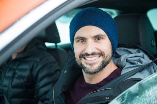 SEAT Markenbotschafter testen den SEAT Ateca bei Schnee und Eis.