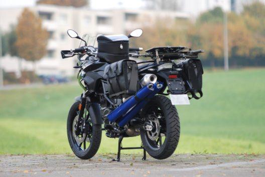 BMW F 700 GS Schweizer Armee
