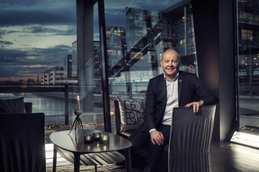 Claes Nilsson, Präsident Volvo Trucks