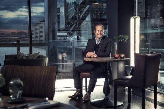 Jonas Odermalm, Leiter Produktstrategie mittelschwere LKW