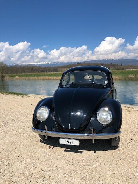 1948: Der Käfer – der Anfang des Erfolgs.