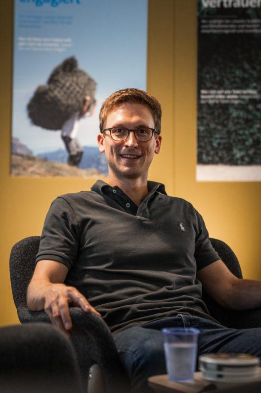 Jaap Vossen, CEO autoSense AG