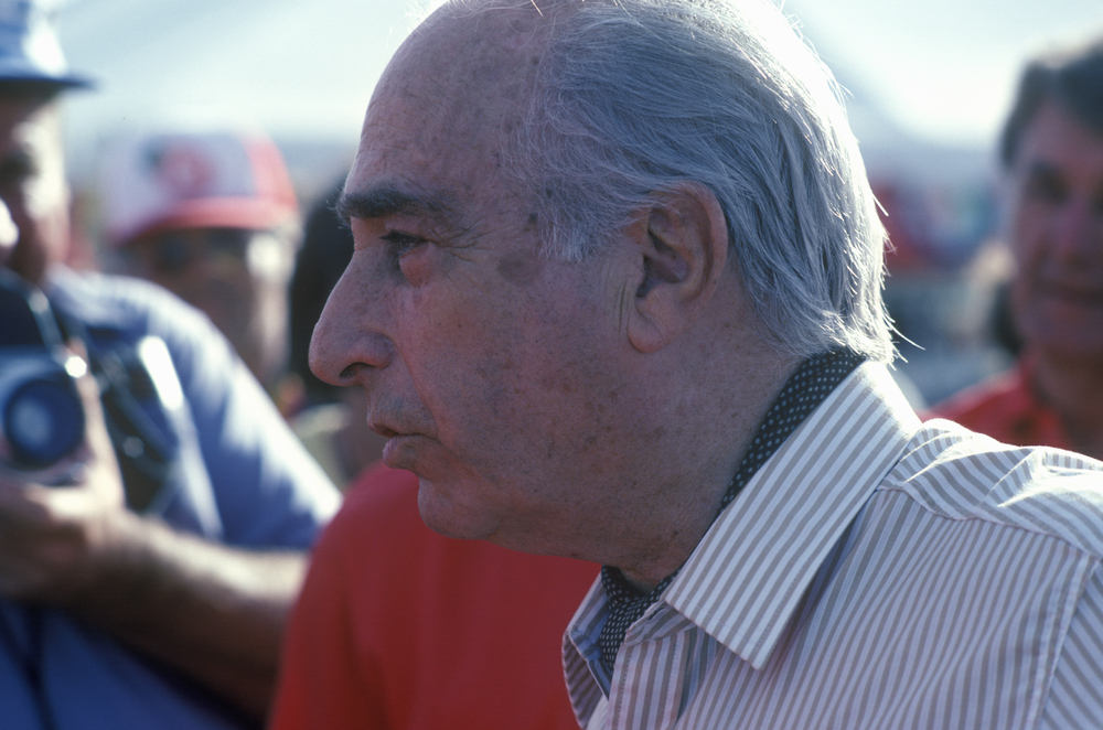 Juan Manuel Fangio (Bild: Joseph Sohm – shutterstock.com)