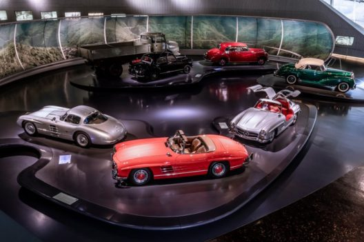 Mercedes-Benz Museum (BIld: © Mercedes-Benz)