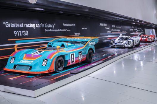Porsche-Museum (Bild: © Porsche AG)