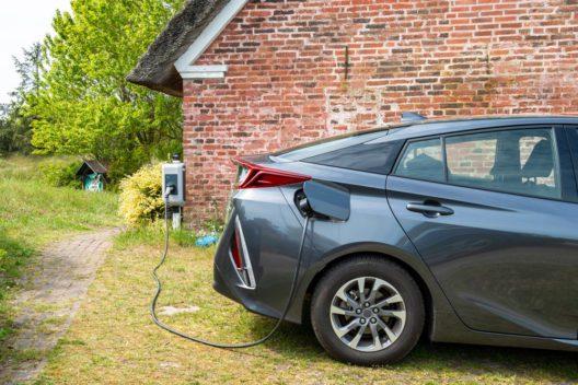 Elektroauto zuhause laden