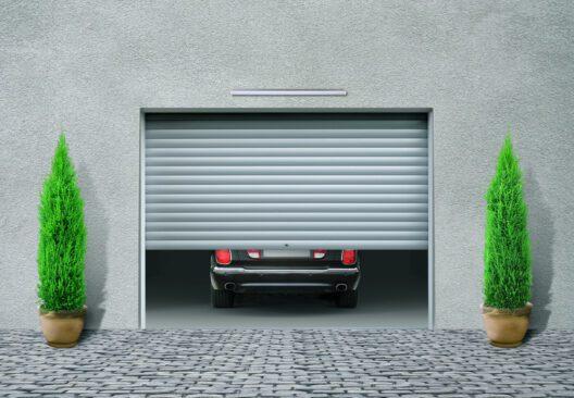 Für jeden Bedarf die passende Garage (Bild: on urfin - shutterstock.com)